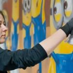 10 graffiti de la tânăra artistă iZZY iZVNE create în 2015