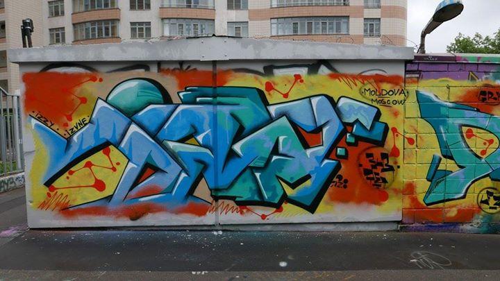 izzy izvne graffiti moscow (1)