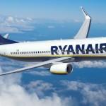 Акция от лоукостера Ryanair: -20% на все рейсы