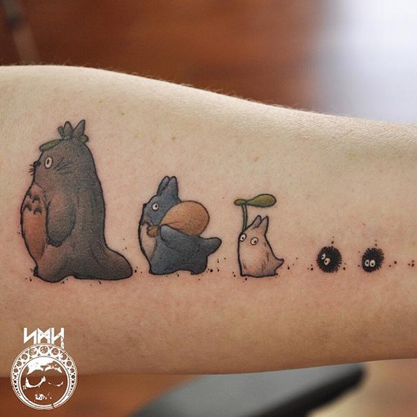 01-Ghibli-Tattoos