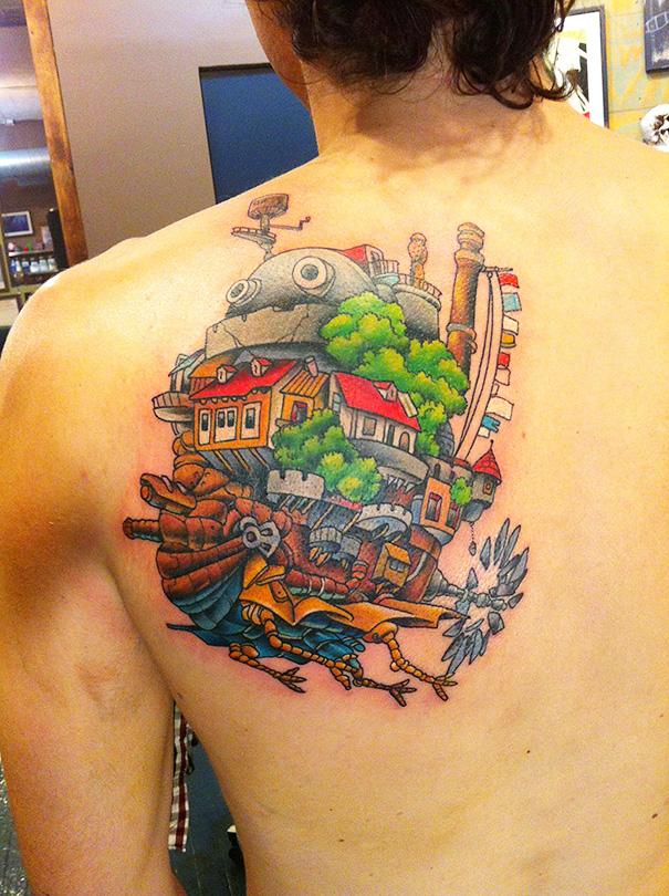 10-Ghibli-Tattoos