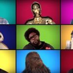 Видео: актеры «Звездных войн» спели «Имперский марш» а капелла