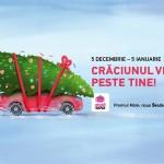 Программа новогодних праздников в Shopping MallDova