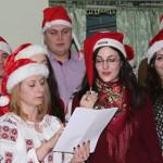 Tinerii din diasporă au organizat o cină de Crăciun pentru vârstnicii de la Azilul din Cimișlia