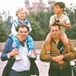 История одной фотографии: Эмиль Лотяну и Роберт Де Ниро