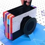 Американская художница выпустила раскладную книгу с пинхол-камерой