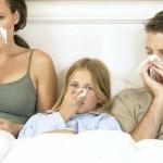 В Кишиневе растет заболеваемость ОРВИ
