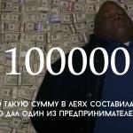 Цифра дня: самая крупная взятка 2015 года