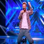 Видео: феноменальное выступление молдавского студента на X-Factor Romania