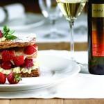 Wine Friendly: Ice Wine от Castel Mimi и Milles Feuilles aux Fruitsот ресторана Pani Pit