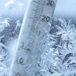 Мороз до минус 22 зарегистрирован на севере Молдовы минувшей ночью