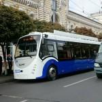 В 2018 году в Кишиневе будут собраны 20 новых троллейбусов