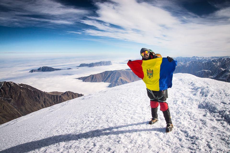 valeriu istrati muntele kazbek