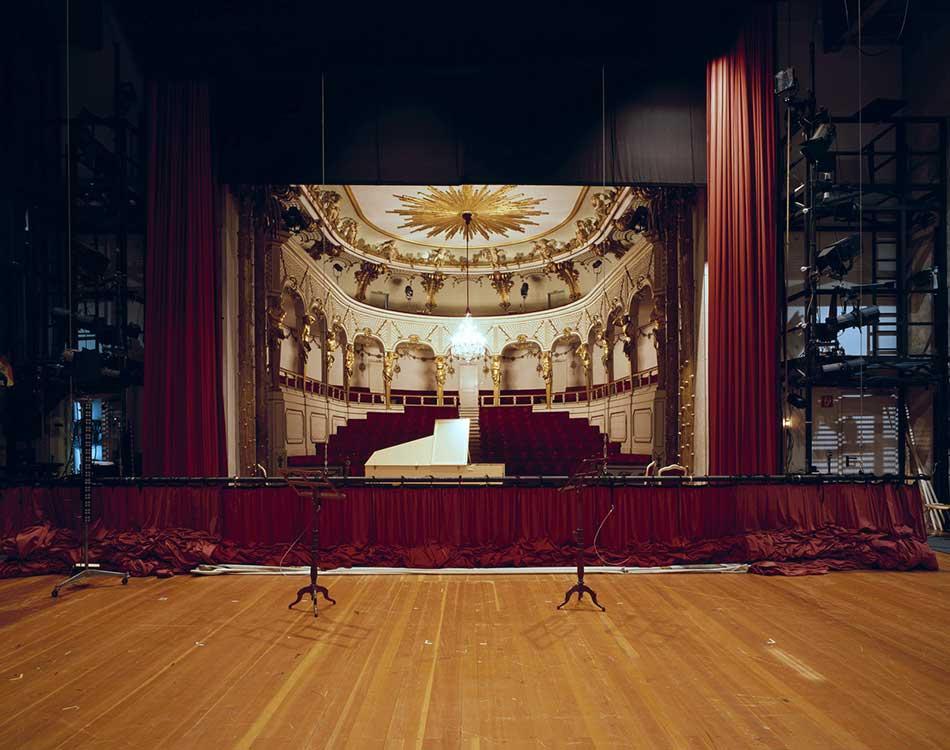 Театр Сан-Суси, Потсдам