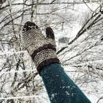 Обзор Instagram #localsmd: Снег. Много снега
