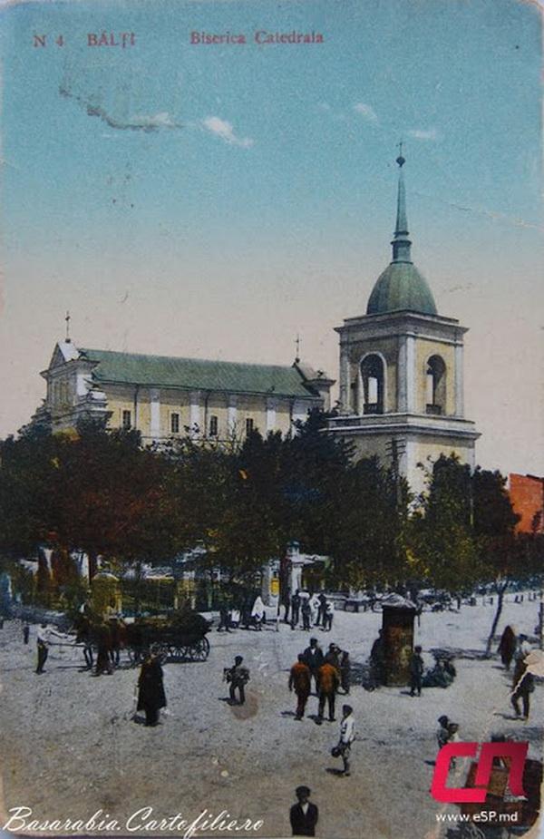 Собор Святого Николая, 20-е гг.