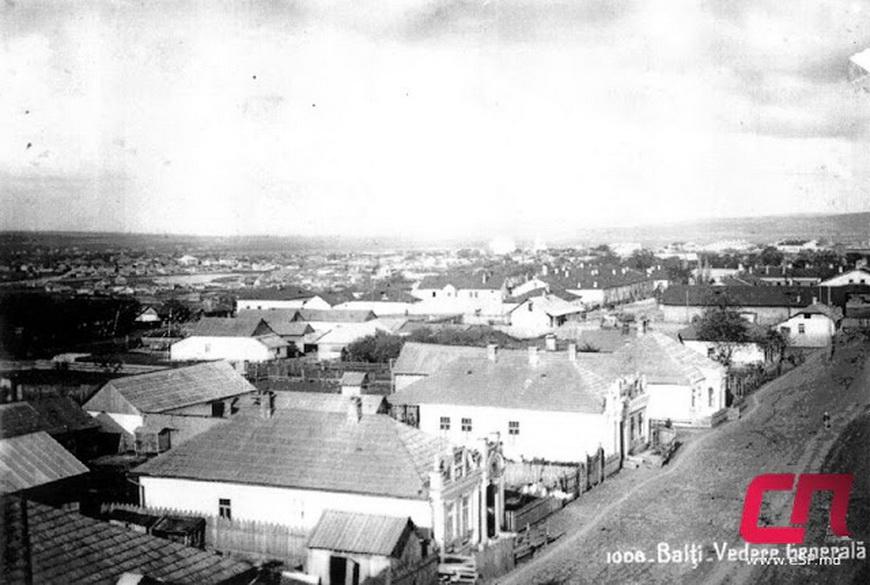 Общий вид Бельц, 30-е гг.