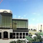 Суд разрешил построить высотный отель в центральном парке на месте бывшего кафе Guguta