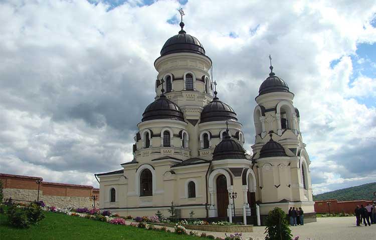 Căpriana_monastery_in_Moldova