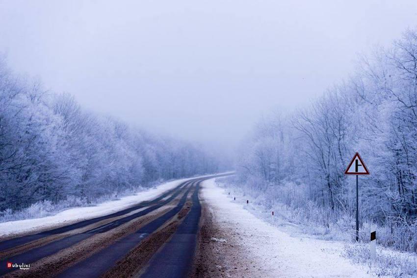Drumul spre nordul Republicii Moldova, prin obiectivul fotografului Dinu Bubulici