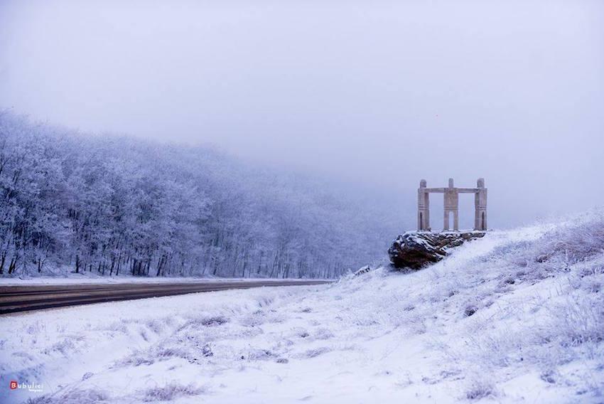 Drumul spre nordul Republicii Moldova, prin obiectivul fotografului Dinu Bubulici1