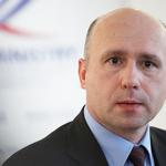 Премьер-министр Павел Филип выступил с обращением к гражданам Молдовы