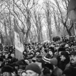 Второй день протестов в фотографиях Виктора Бузу