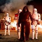 Видео: кадры из «Звёздных войн» без спецэффектов