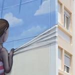 Яркие граффити на унылых стенах: стрит-арт Сета Глобпэйнтера