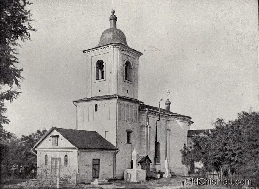 Церковь Св. Ильи была построена в 1806-1808 гг на месте старой деревянной. В 1960-м году при продлении ул. Гоголя (Бэнулеску-Бодони) храм был снесён. Располагался ближе к углу нынешних улиц Бэнулеску-Бодони и Космонавтов.