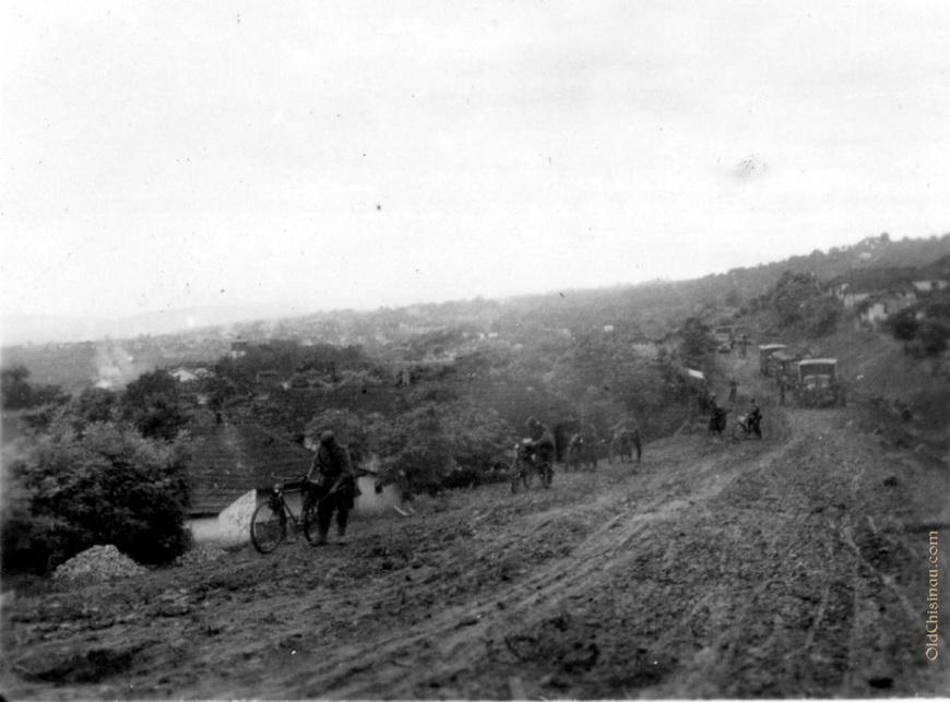Бессарабское село.