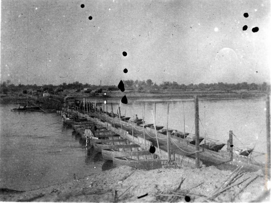 Мост через Днестр.