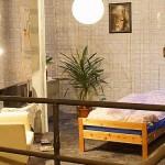 В берлинской подземке нашли обустроенную спальню