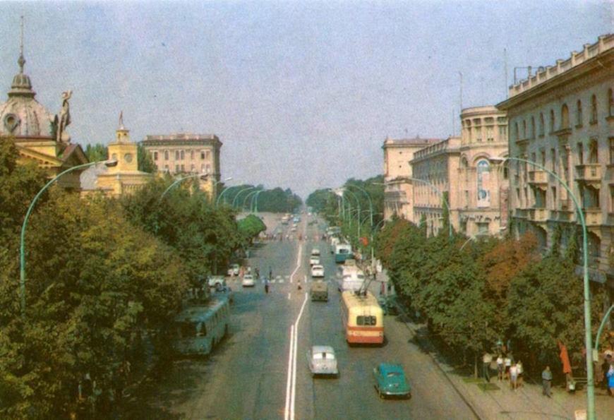 Old Chișinău (1973).