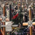 Daily Mail опубликовало фотографии самого большого кладбища в Европе — кишиневской «Дойны»