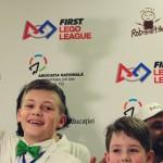 Cum a fost? FIRST LEGO League Moldova văzut în 10 poze