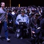 «Матрица» Цукерберга на презентации Samsung