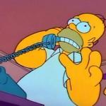 Гомер Симпсон ответит на вопросы зрителей в прямом эфире