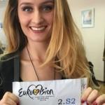 Лидия Исак выступит на конкурсе «Евровидение» в Стокгольме от Молдовы