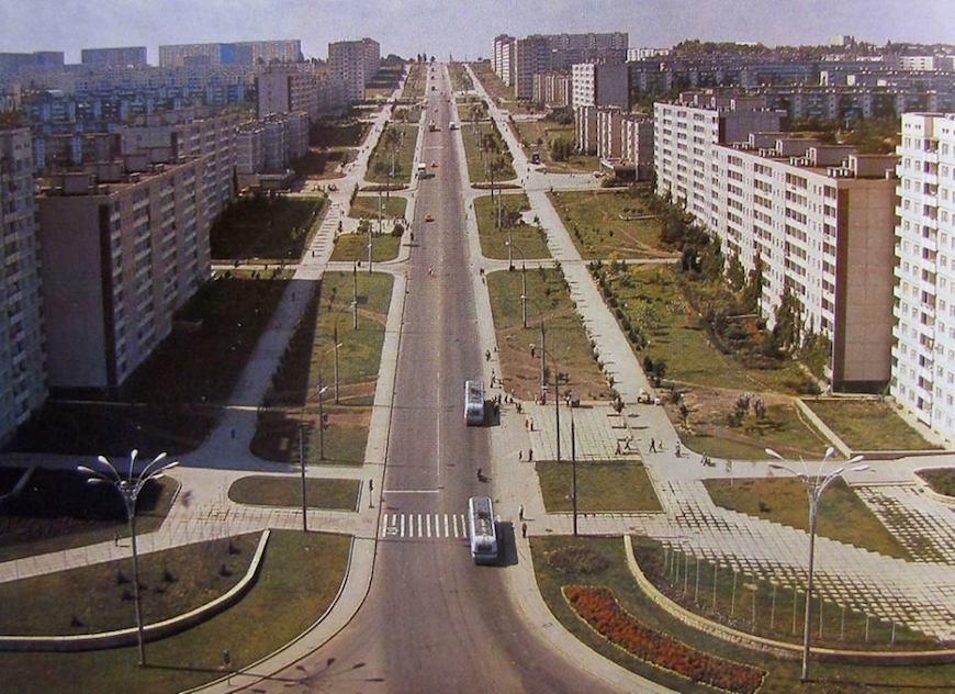 malo-Old Chișinău (1981). What a beauty!
