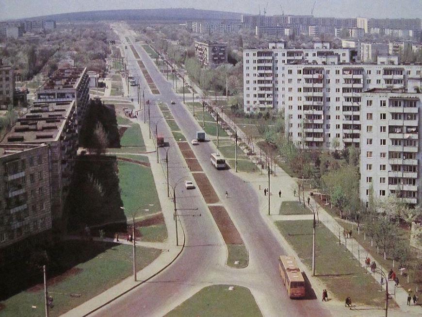 malo-Old Chișinău (1982). Boiucani