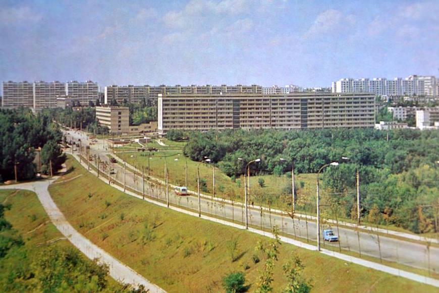 malo-Old Chișinău (1982).