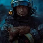 Пожарный года Дмитрий Польщин в фотографиях Егора Тетюшева
