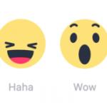 Facebook ввел альтернативы лайку