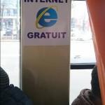 Фото дня: Wi-Fi в кишиневских троллейбусах
