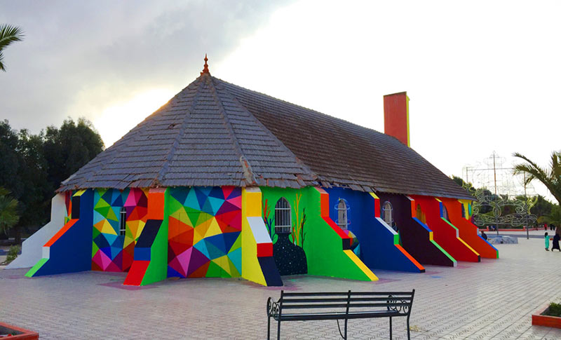 abandoned-church-painted-urban-street-art-okuda-san-miguel-morocco-16