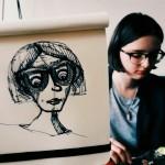 LOCAL ARTIST: Eva Mocanu