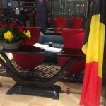 Книга соболезнований в связи с терактами в Брюсселе открылась в Кишинёве в Radisson Blu Leogrand Hotel
