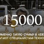 Цифра дня: самая высокая зарплата, предложенная Нацагентством занятости населения