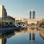 Румынский дизайнер придумывает креативные лого городам